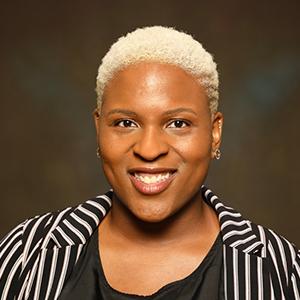2021 BIPOC Cohort member Kimani Sioux Williams