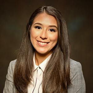 2021 BIPOC Cohort member Nicole Sanclemente