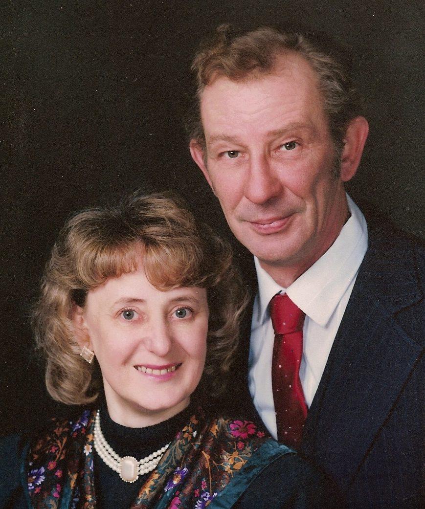 Mary and Frank Tokarksi