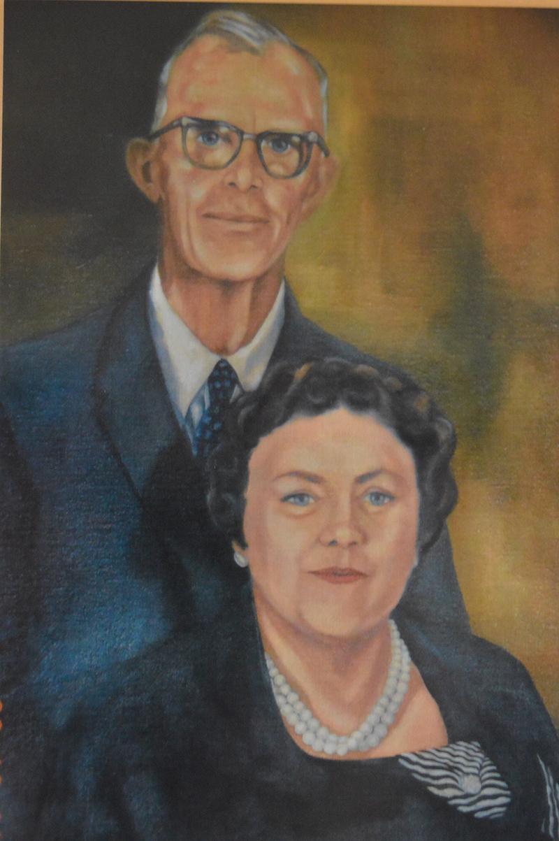 Henry Shelton Wells and Edith Birdseye Wells