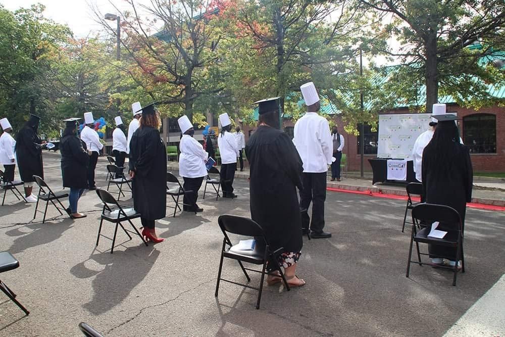 ConnCAT graduation