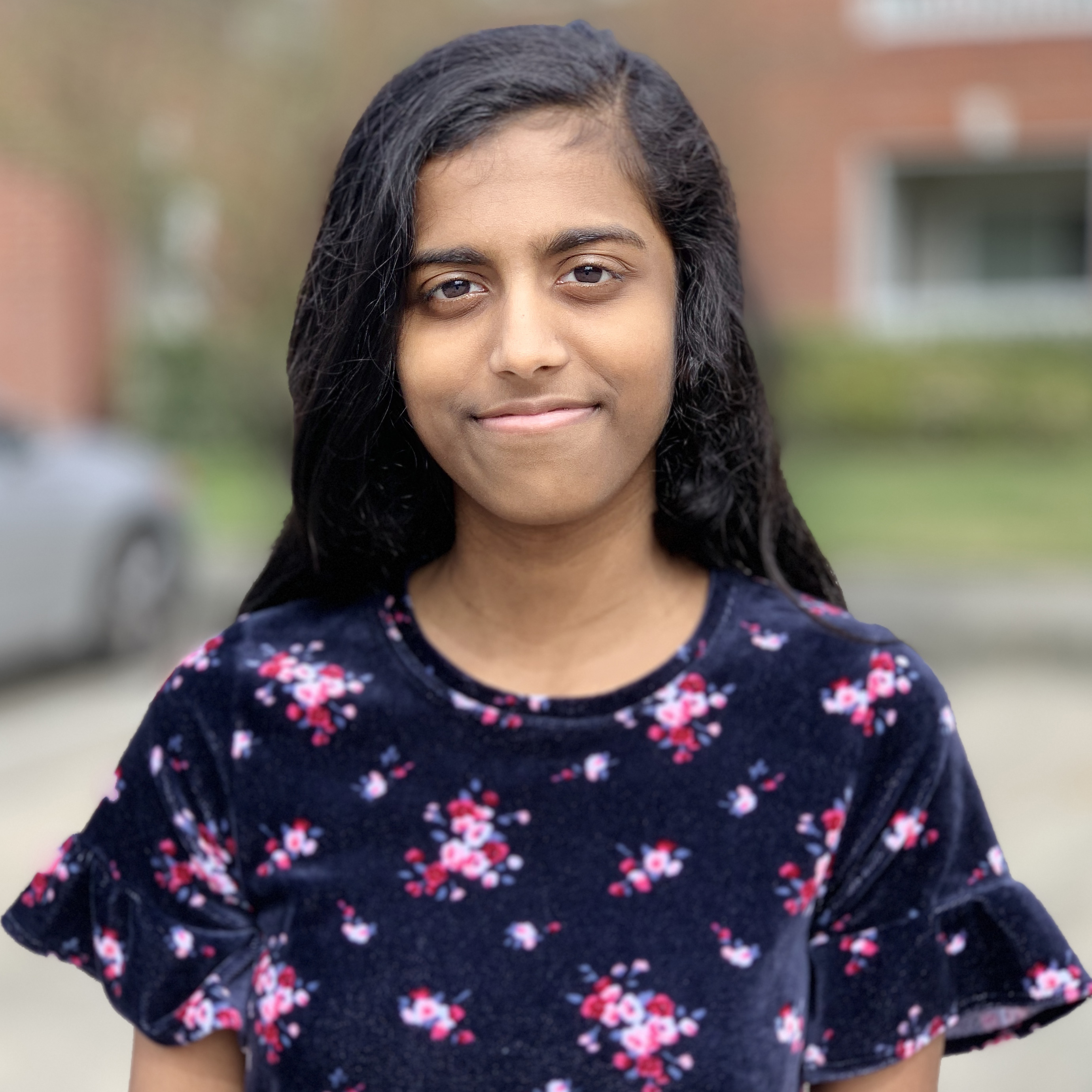 Akshara Ramasamy - 2020 Milton Fisher Award Winner