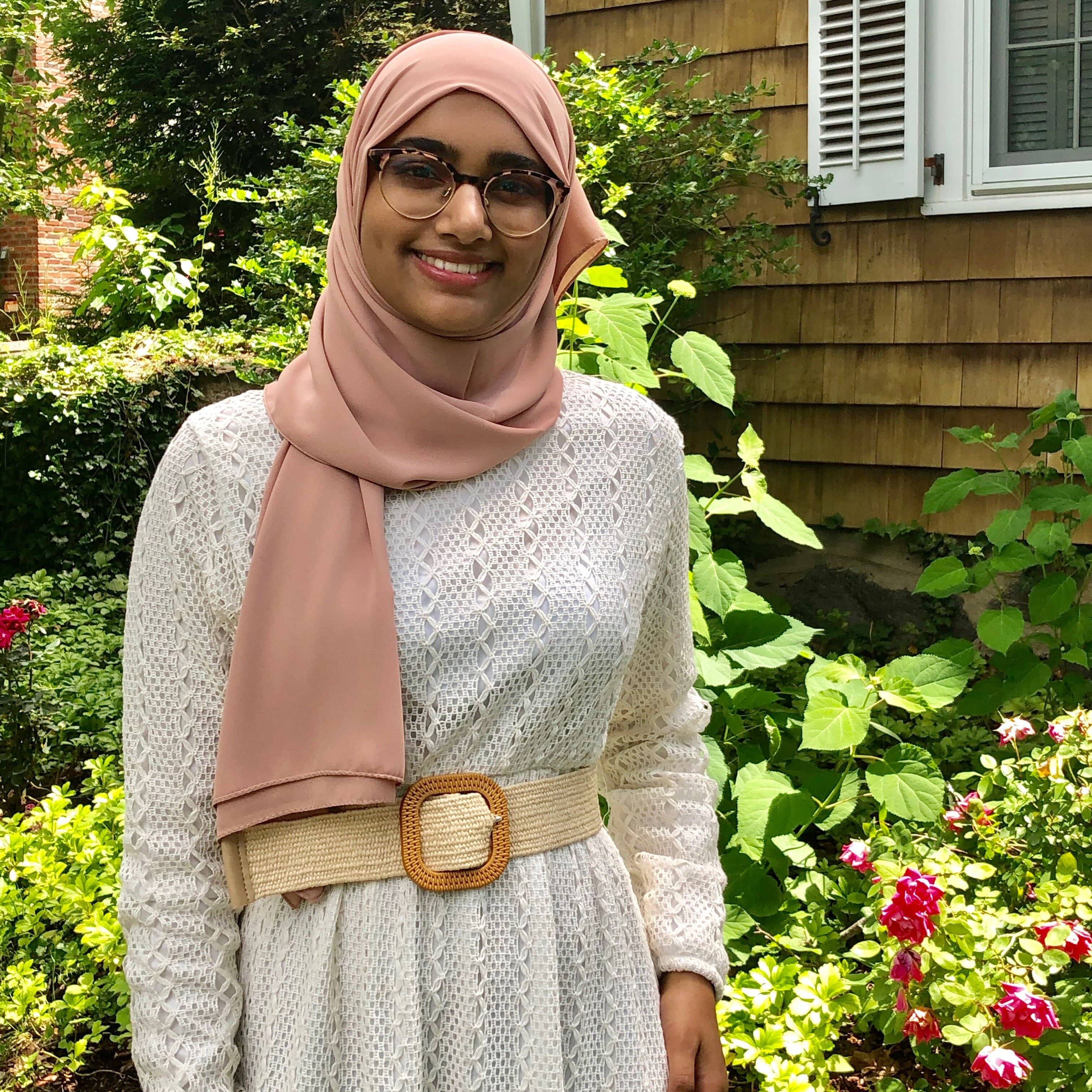 Hiba Hussain - 2020 Milton Fisher Award Winner